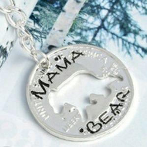 ❤ Mama Bear Keychain